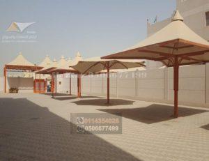 برجولات مظلات الرياض
