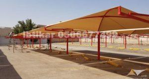 مظلات سيارات الاحساء